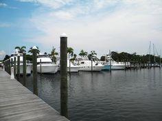Florida's favorite live-aboard marina. Regatta Pointe Marina, Palmetto, FL