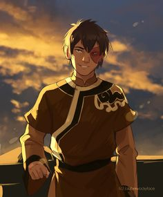 """walking-on-a-flashlight-beam: """"Zuko's face here omg, he's so fucking adorable, and that smile… ugh my heart ❤️😭❤️ jabberwockyface: """"Today is the anniversary of the premier of Avatar the Last. Avatar Legend Of Aang, Avatar Zuko, Team Avatar, Legend Of Korra, The Last Avatar, Avatar The Last Airbender Art, Fanart, Prince Zuko, Avatar World"""