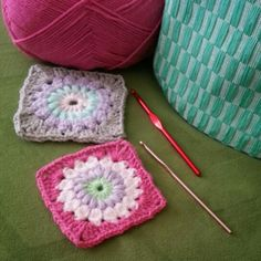 Prepping for a blanket!