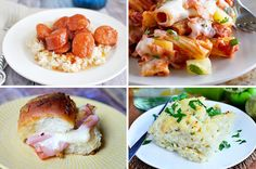 4 Delicious Dishes from Food Bloggers I Love!