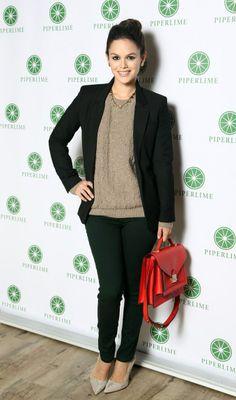 Rachel Bilson in New York   Fall