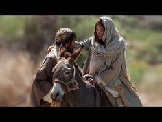 Mary and Joseph Travel to Bethlehem - Mary and Joseph Travel to Bethlehem - Luke 2