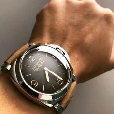 The Ultimate List of Gentleman Watch Brands Modern Watches, Elegant Watches, Stylish Watches, Luxury Watches For Men, Beautiful Watches, Vintage Watches, Cool Watches, Luminor Panerai Watch, Panerai Watches