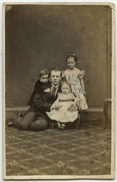 ca. 1867, photograph by the Cramb Brothers