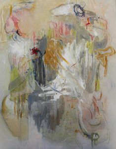 """Acrylic on Canvas 24"""" x  30"""", Leslie Newman"""
