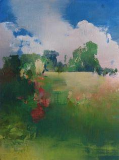 Sauvie Island Study, painting by artist Randall David Tipton