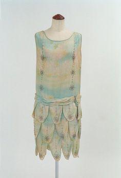 Dress, 1920s