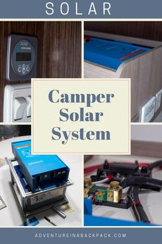 Learn how to install solar on a camper with this easy to follow solar installation tutorial. Wiring diagrams and step by step information included. #campervan #solarinstallation #campersolar #truckcamper Camper Solar Setup Tutorial | Camper Solar System | How to Install Solar System on a Camper | Truck Camper Solar Installation