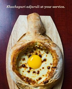 Two newish Georgian restaurants downtown offer a plethora of hearty, cheesy delights.