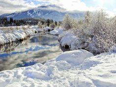 Beautiful Mountain Scenery in Whistler, British Columbia, Canada. http://www.resortime.com/resorts/profile.asp?resortid=828