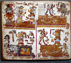 Codex Vindobonensis Mexicanus 1
