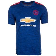 4cacfcc2de3c2e  16 MANCHESTER UNITED 16 17 SOCCER JERSEY SOCCER SHIRT AWAY. Soccer ShirtsManchester  UnitedTrackSoccer T ...