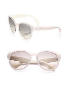 Prada - 56MM Square Sunglasses