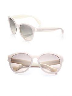 Prada - 56MM Square Sunglasses