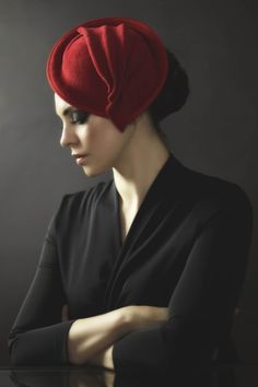 Jasmine  BY MAGGIE MOWBRAY #millinery #hats #HatAcademy