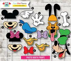 Instant Download / 39 Pieces Disney Inspired door PapaCrabPaperie