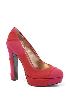 If only this came in non-platform, 3 inch heel.