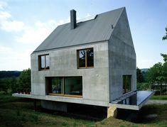 Herzog & de Meuron . Private House . Leymen  (1)