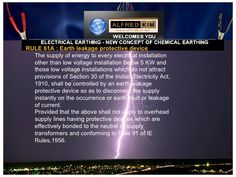 Are You Know The Difference Between Chemical Earthing And Conventional Earthing ?