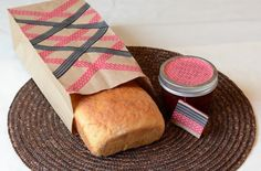 washi-tape-ideen-diy-projekt-frühstückstüte-marmelade-snack