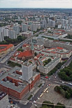 Berlino dal cielo