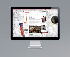 Wispa   For the fans website   Wispa had just come back through fan love campaigns on facebook and twitter. With this in mind the site was designed for these consumers allowing them to interact with engaging games and sound bites and personalise the site to suit them.   Designer: MmDesign   Image 1 of 5