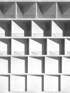 Plan B - SOME KIND OF FICTION University Architecture, Facade Architecture, Chinese Architecture, Futuristic Architecture, Building Skin, Building Facade, Facade Design, Exterior Design, Arch Light
