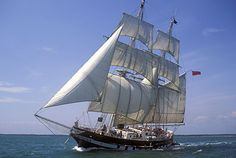 TS Royalist is a brig owned and operated as a sail training ship by the Marine Society & Sea Cadets of the United Kingdom.