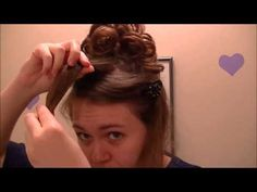 Dressy Hair Style for long Hair Music by Dan-O at danosongs.com