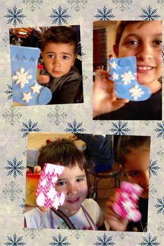 #kids #artcrafts #christmas