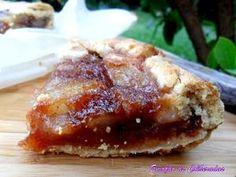 Receita de Torta Rústica de Peras