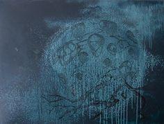 Blue by Ida Dyhr © 2006