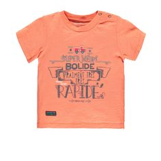 T-shirt imprimé à manches courtes. La jolie sérigraphie avant inspirera certainement votre tout-petit à jouer avec ses voitures. Baby Month By Month, Baby Boy Outfits, Short, Mini, Printed Shirts, Shirt Print, T Shirts For Women, Jouer, Boys