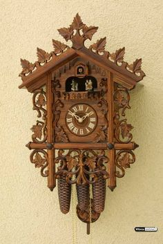 Antique replica clock 8-day-movement 40cm by Rombach Haas - 4521