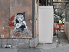 Banksy reveals new artwork criticising teargas use in Calais refugee camps   Art   Culture   The Independent