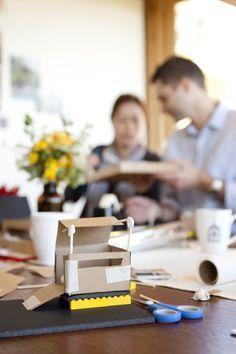Samara Greenwood is an Architect | Small Talk & Company