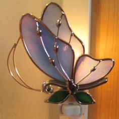 wired butterfly