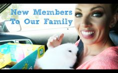 NEW MEMBERS TO OUR FAMILY!! - TheSchuermanShow