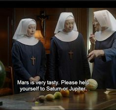 The delicious benefits of a well-balanced planetary diet! #AETN #BeMore #CallTheMidwife