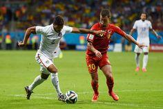 US defender DeAndre Yedlin (July 1, 2014).