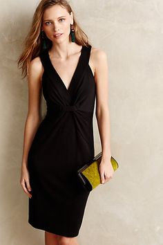 Ellington Ponte Dress #anthropologie $99.95 Style No. 4130211620860