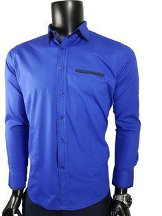 Koszula męska - - Koszule męskie - Awii, Odzież męska, Ubrania męskie, Dla mężczyzn, Sklep internetowy Shirt Dress, Mens Tops, Shirts, Dresses, Women, Fashion, Vestidos, Moda, Shirtdress