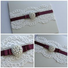 Our new West Virginia design using pocketfold booklet in Ecru Micah Pocketfold Invitations, Lace Wedding Invitations, Wedding Stationary, Invitation Ideas, Wedding Looks, Dream Wedding, Wedding Dreams, Wedding Stuff, Pearl And Lace