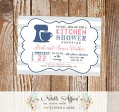 11 best kitchen housewarming invitations images on pinterest kitchen pantry shower gray horizontal stripes invitation stopboris Gallery