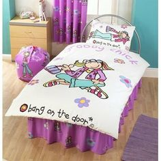 Childrens/Kids Groovy Chick Bang on the Door Curtains 66x54inch (66x54inch) (White) by Bang on the Door. $17.70. Childrens pair of curtains.. 100% Cotton.. (Pack of 2) Each curtain measures, width: 168cm (66 inch) x drop: 137cm (54inch).. Childrens pair of curtains. (Pack of 2) Each curtain measures, width: 168cm (66 inch) x drop: 137cm (54inch). 100% Cotton.