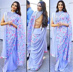 Photos: 40 Sonam Kapoor saree styles that prove she is a fashionista | PINKVILLA