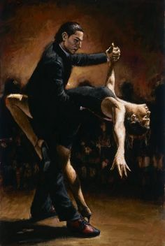 """Tango"" Fabian Perez"