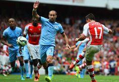 PREVIEW Liga Primer Inggris: Arsenal - Manchester City