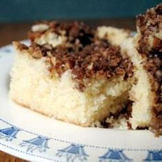 Amazing Pecan Coffee Cake
