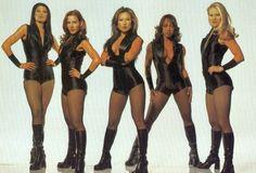 The WCW Nitro Girls